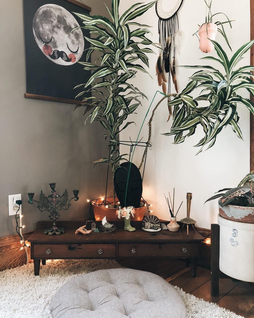 Handmade Altar Spiritual Altar Sacred Space Meditation Room Decor Home Yoga Room Meditation Rooms