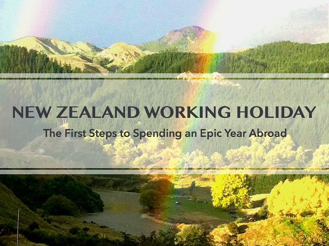 New Zealand offers a working holiday visa which allows Americans to