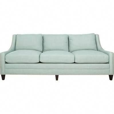 seafoam green leather sofa google search a few black leather rh in pinterest com