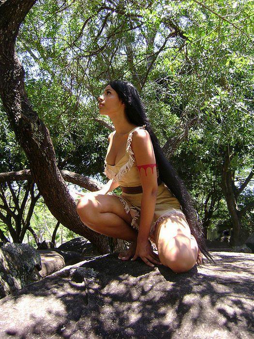 Native american hottie tia pics 431