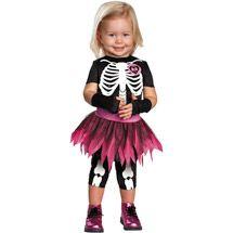Punkie Bones Skeleton Toddler Halloween Costume - Walmart.com  sc 1 st  Pinterest & Walmart: Punkie Bones Skeleton Toddler Halloween Costume | all ...