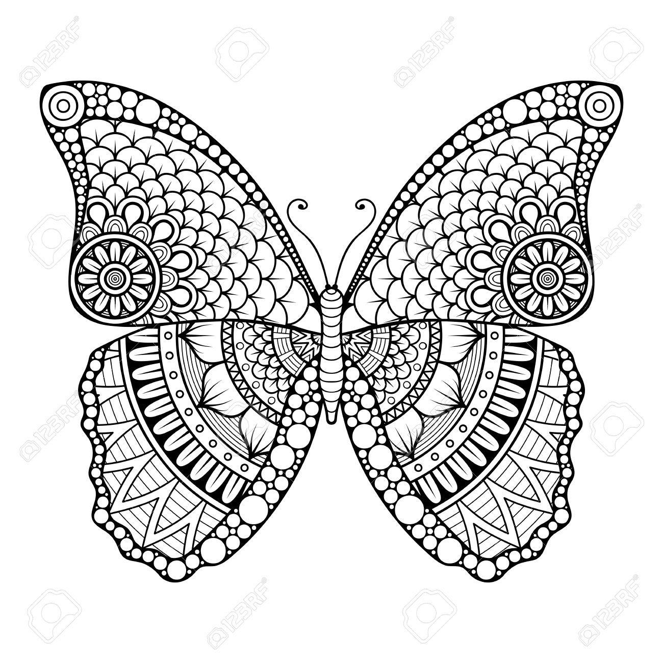 ornament sch ne karte mit schmetterling geometrisches element im vektor tattoo butterfly. Black Bedroom Furniture Sets. Home Design Ideas