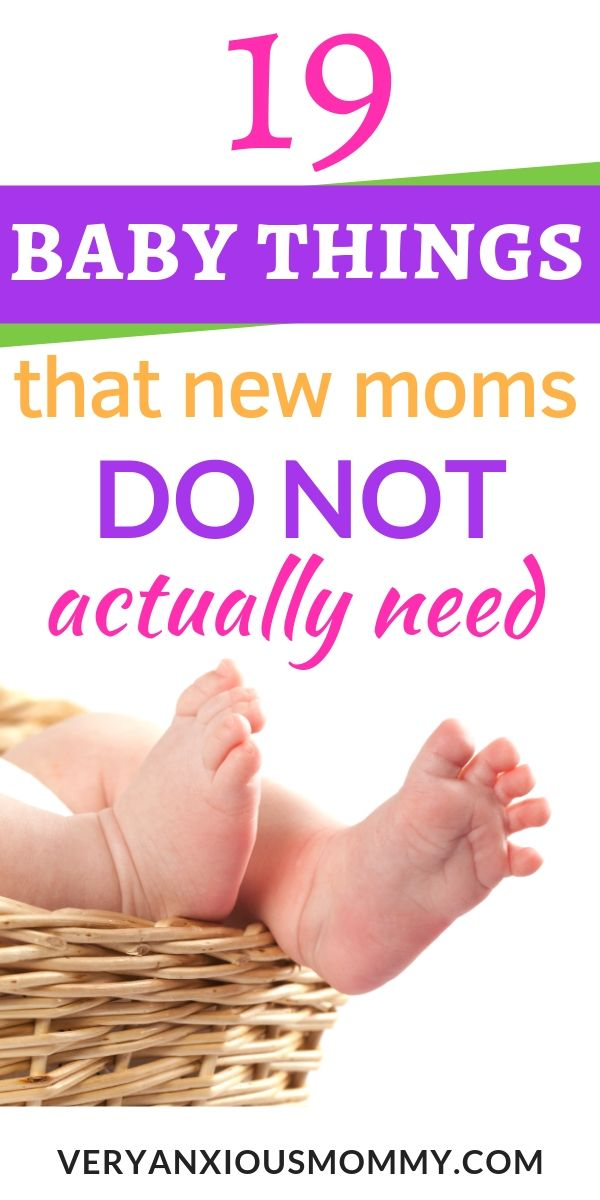 19 Baby Items I Know You'll Regret Buying Because I Did ...