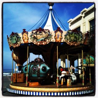 Carouselle de Biarritz