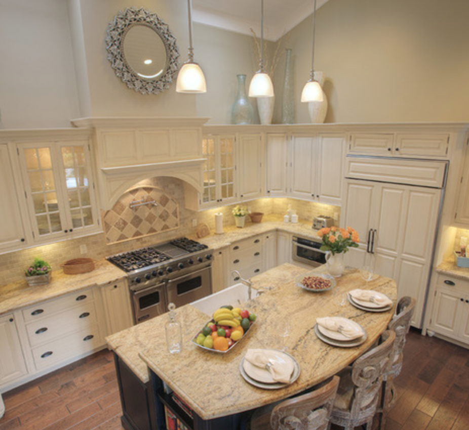 Complete kitchen remodel, to really enhance the space, look and feel.
