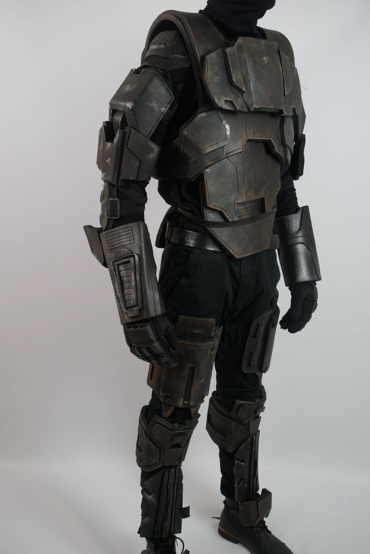 ODST Armor Cosplay - EVA Foam Custom Costume | Cosplay and