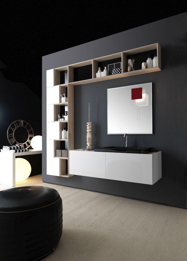 diseños muebles exhibidores - Buscar con Google exibidor de - muebles de pared