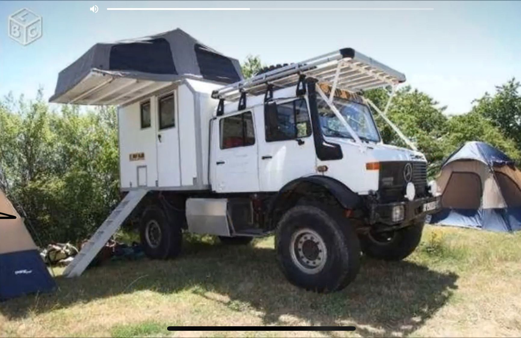 Unimog Camper Rv S Mercedes Benz Unimog Expedition