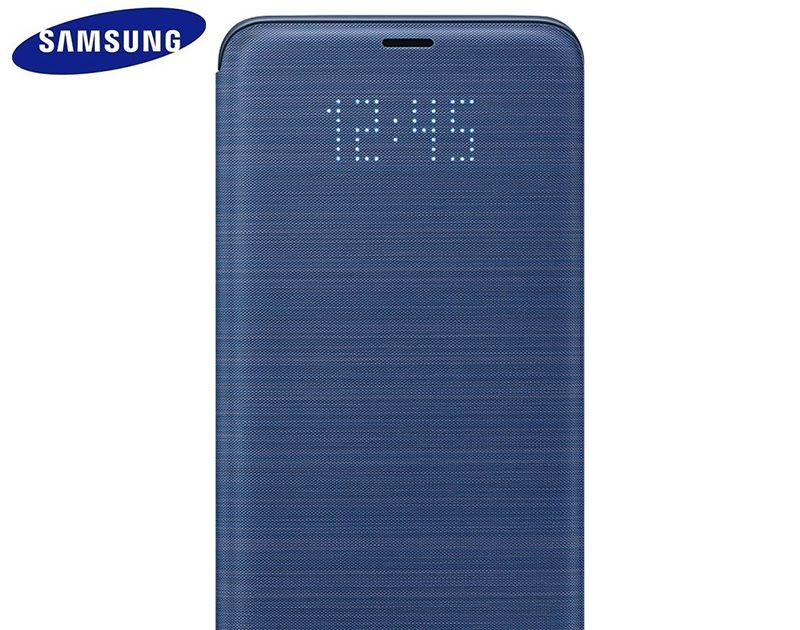 Cheapest Galaxy S9 S 9 Plus Led View Cover Flip Case 360 Cute Shockproof Wallet Ultra Thin Phone Luxury Leather Back Case 100 Original Galaxy Phone Led