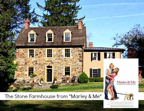 For Sale The Old Stone Farmhouse From Marley Me Famous