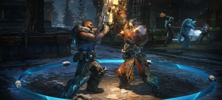 Gears 5 breaks record for biggest Xbox Game Studios launch