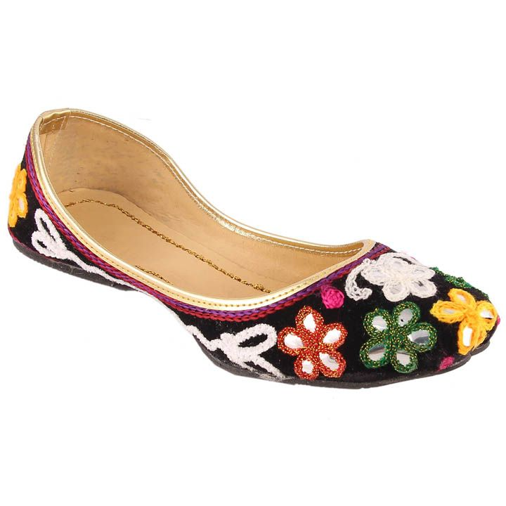 Buy Famous Jaipur Made - Stylish Nagra And Juttis For Women Online Offer  Prices At Your