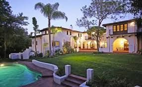 Bel air ca home designed by paul williams also house design rh pinterest