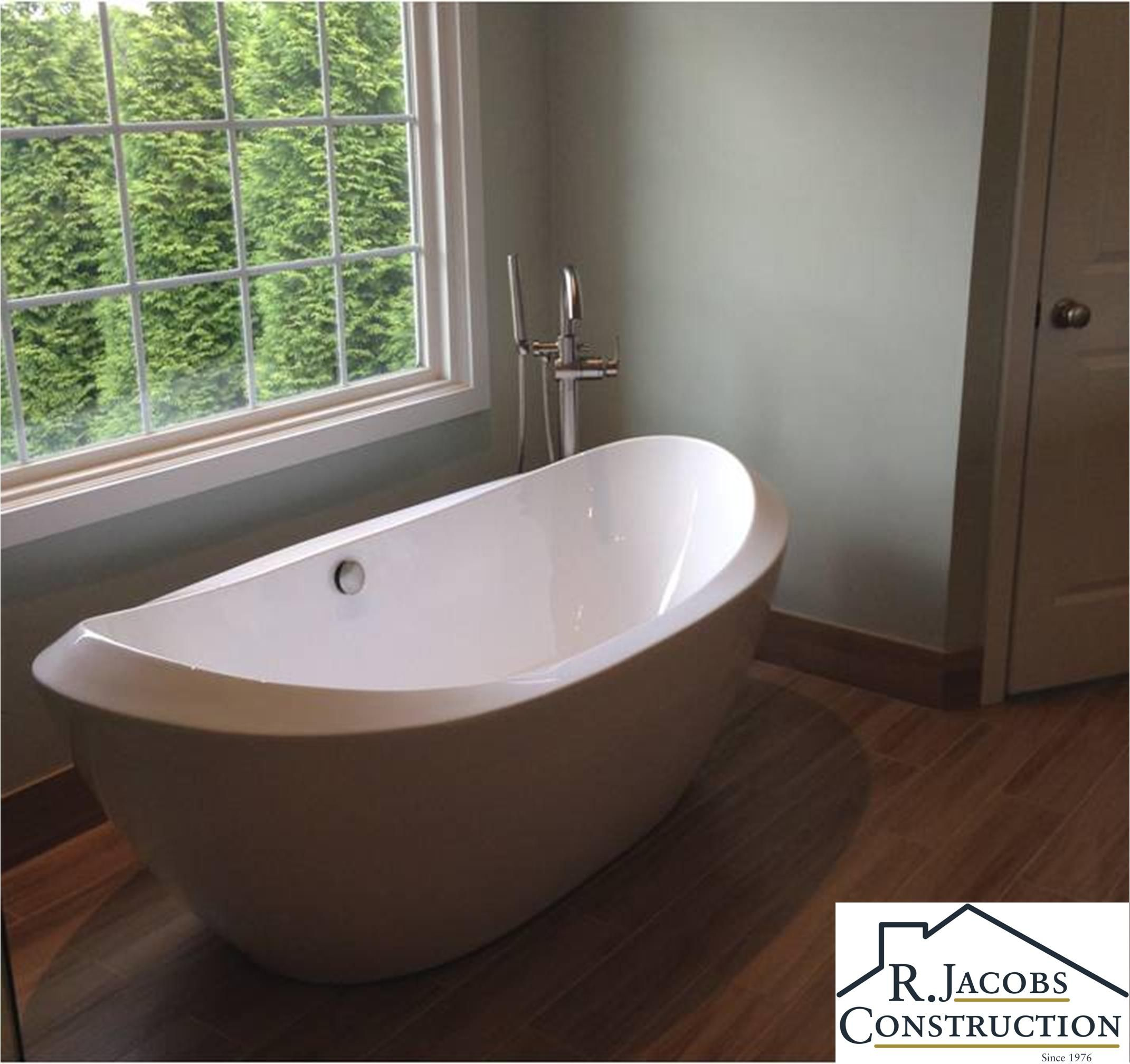 photos of remodeled bathrooms%0A As a home renovation company and home builder  R  Jacobs Construction is  known for superior customer service  quality craftsmanship and exceptional  designs