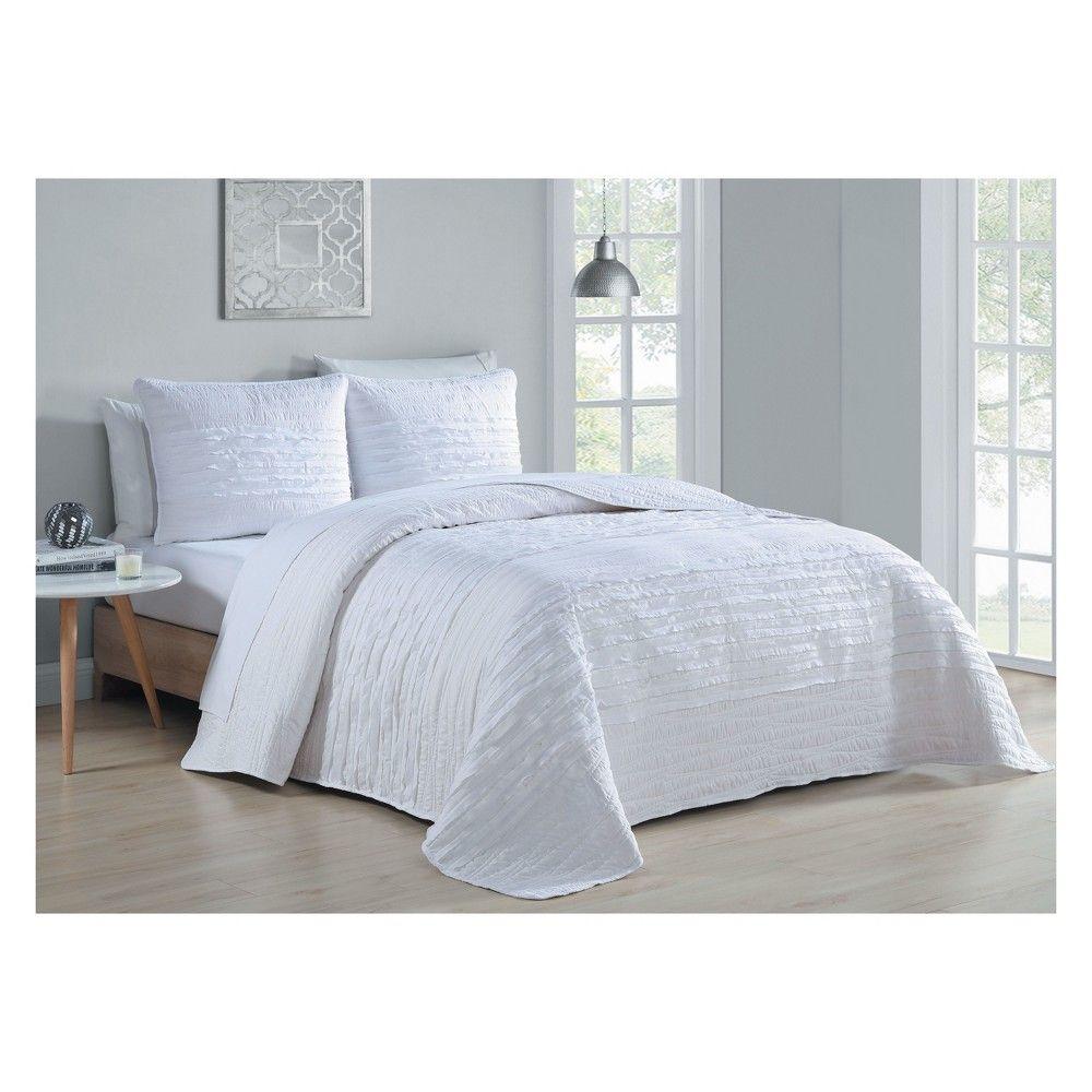 3pc queen spain quilt set white avondale manor gender unisex rh pinterest com