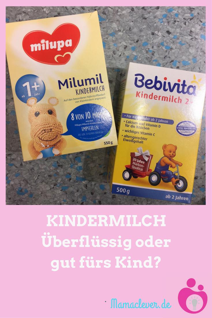 Welche Milch für Säuglinge und Kleinkinder geeignet ist ...