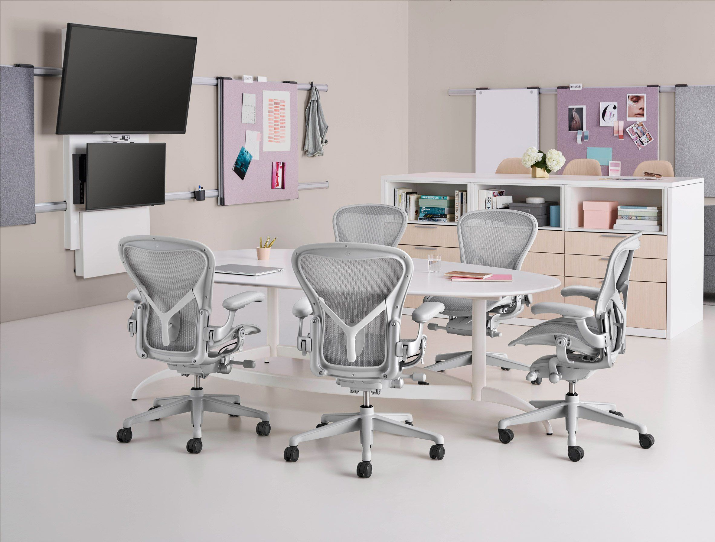 Internationally renowned furniture firm Herman Miller has