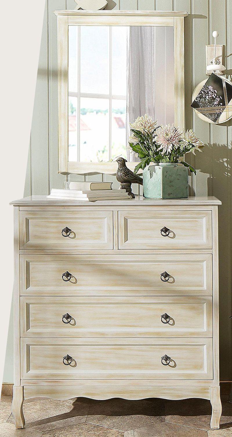 home affaire kommode mario breite 42 cm wohnzimmer. Black Bedroom Furniture Sets. Home Design Ideas