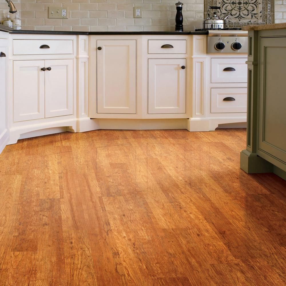 Home decorators collection high gloss pacific cherry 8 mm
