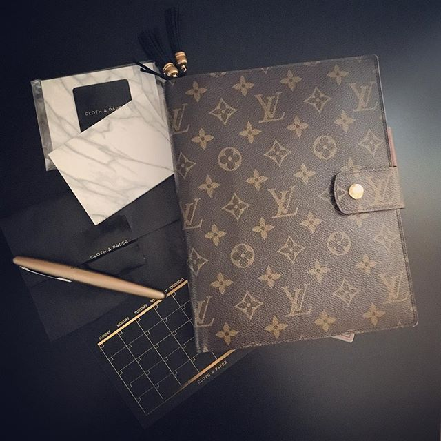 45f32e07dae How to Find a Louis Vuitton GM Agenda   Tips for Buying Pre-Loved Luxury  Items