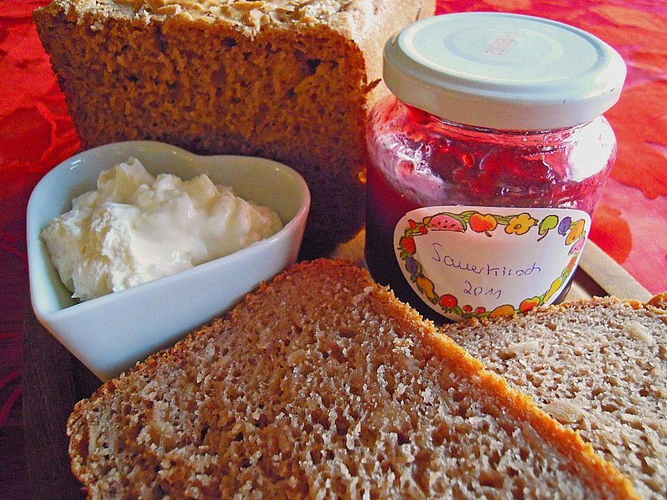 Chefkoch.de Rezept: Schwarzwälder Kirsch-Brot