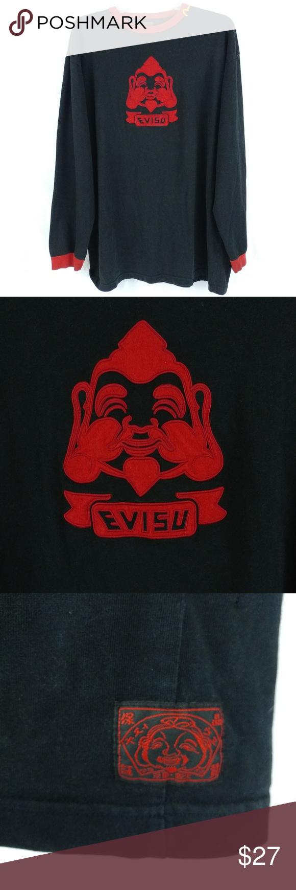 Evisu Ranch Custom Made Long Sleeve Shirt My Posh Picks