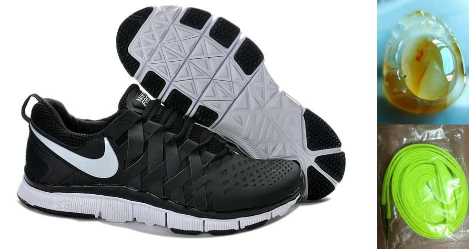 wholesale cheap nike free trainer 5.0 woven blackout metallic silver 579809 010 with chalcedony pendant . nike free run 3free