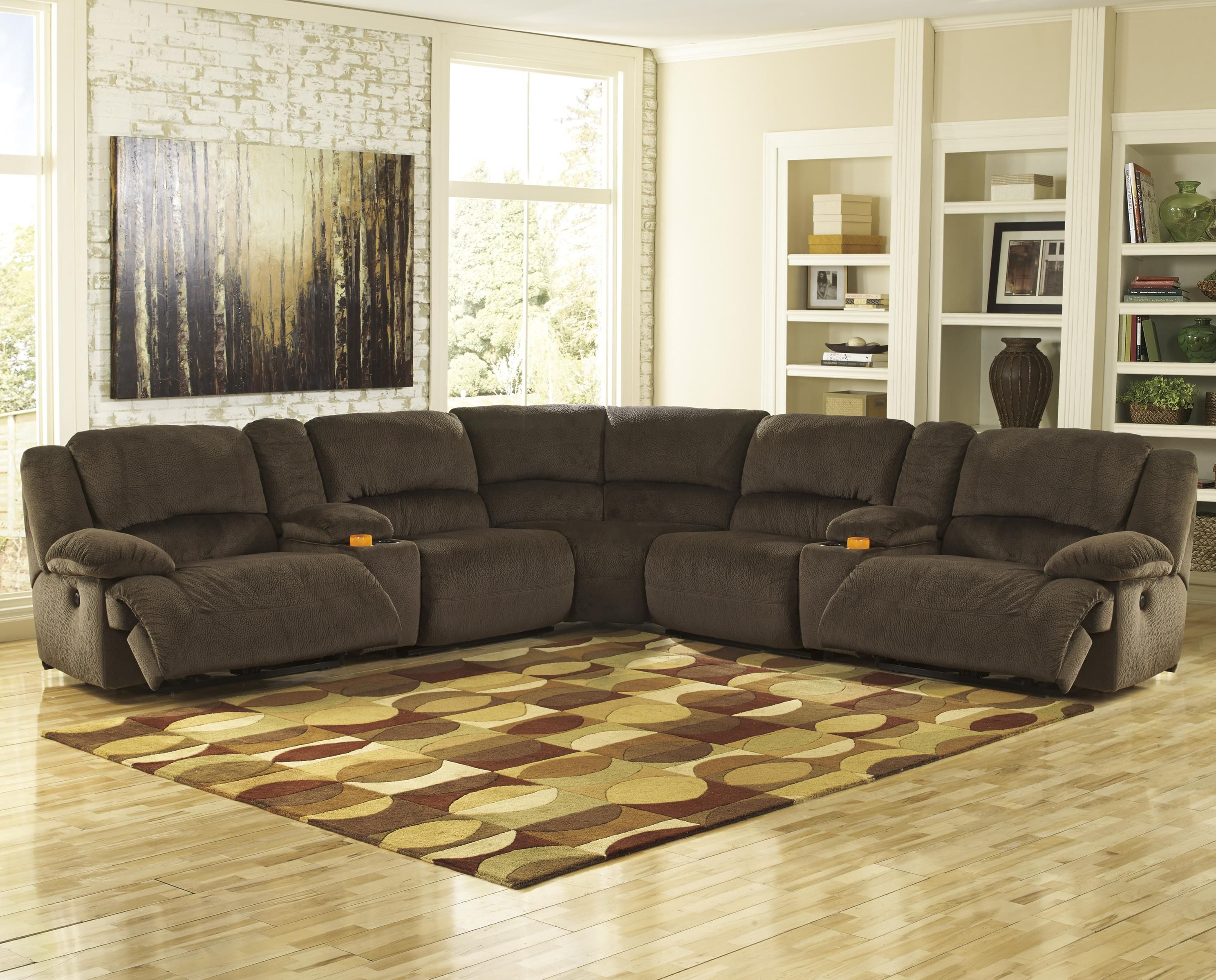 pin by missy perlic on things to buy home reclining sectional rh pinterest com