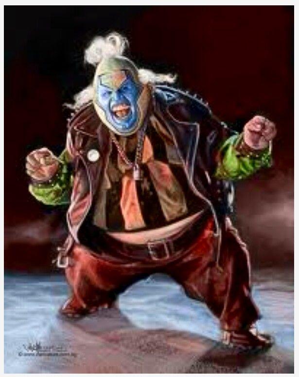 Spawn clown funny