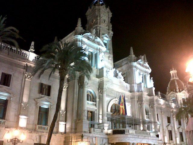 Ajuntament de València en Valencia, Valencia