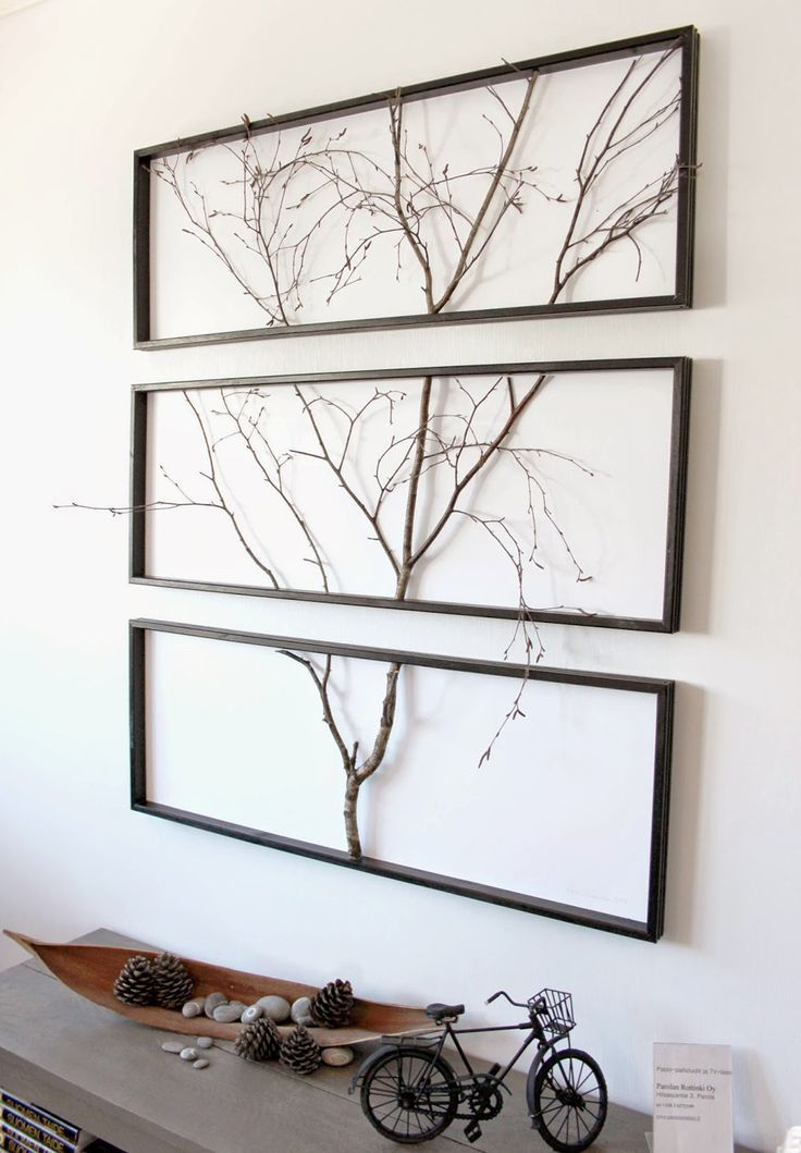 Photo of rustic wood twigs wall decor crafts – Diyideasdecoration.club