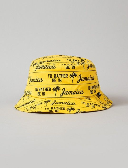 5a76f69b8db Jamaica Bucket Hat