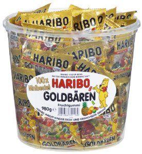 Haribo Goldbären 100 Minibeutel, 1er Pack (1 x 980 g Dose) - http://handygrocery.org/grocery-gourmet-food/haribo-goldbren-100-minibeutel-1er-pack-1-x-980-g-dose-de/
