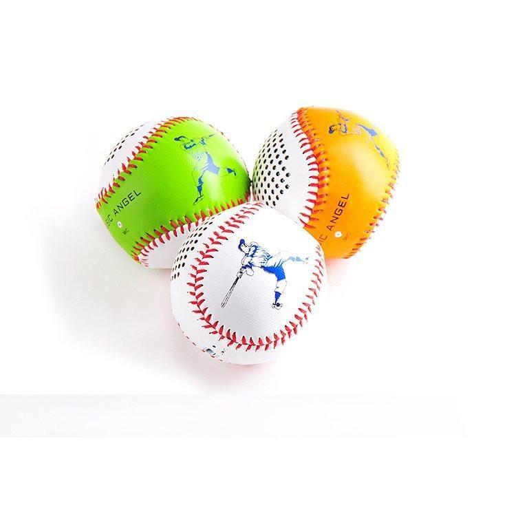 Ipm Leather Baseball Bluetooth Speaker With Images Bluetooth Speaker Bluetooth Charge Battery