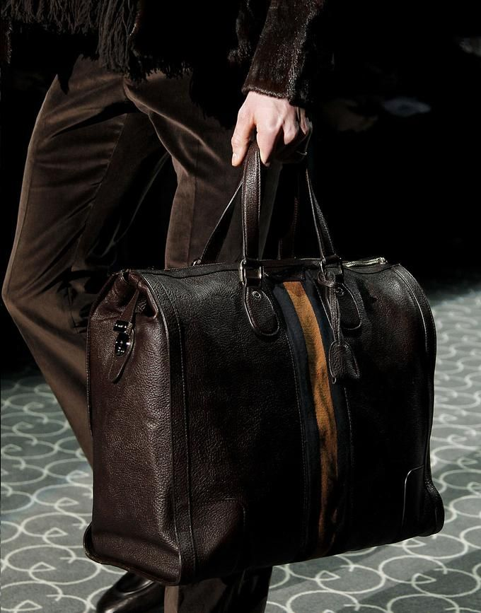 17a12caad14 Fashion   Lifestyle  Gucci Men s Bags Fall 2011