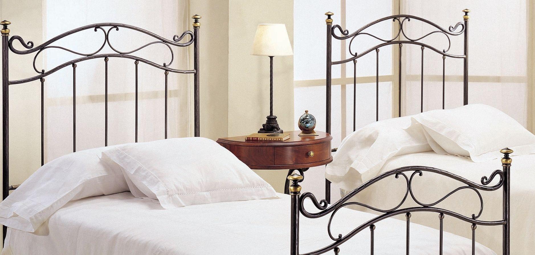 Cama de Forja Esquel en Ámbar-Muebles.com, tu tienda de muebles ...
