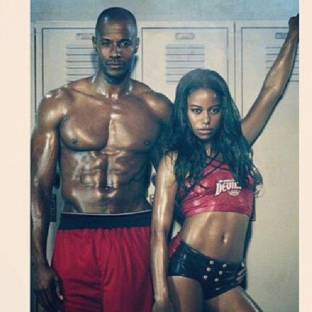 Derek Ahsha Hit The Floors Relationship Goals Wonder Woman