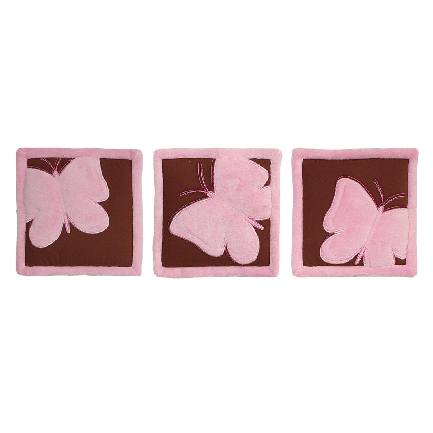 Tadpoles Butterfly Wall Hangings Set Affiliate Butterfly Tadpoles Wall Set In 2020 Butterfly Baby Quilts Butterfly Wall Wall Hanging
