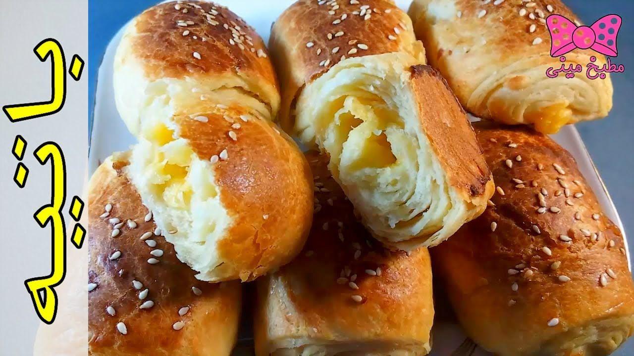 طريقة عمل الباتيه الهش بالجبنه باتيه هش مور ق بالجبنه والشوكولاته مط Food Pretzel Bites Pretzel