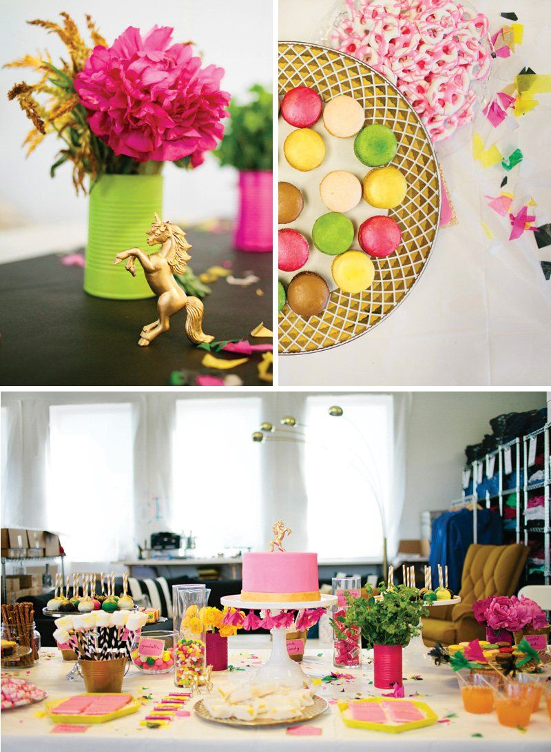 bridal shower themes for spring%0A spring baby shower decor and sweets