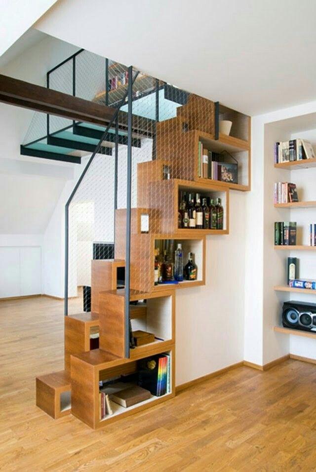 Small Space Home Interior Design Storage
