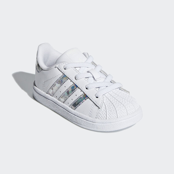 Superstar Shoes White Kids | Superstars shoes, Adidas