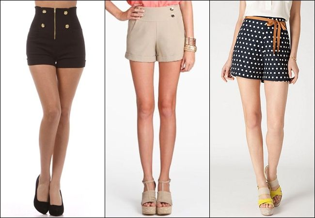 39016342bb How to Wear Shorts best for Your Body Type