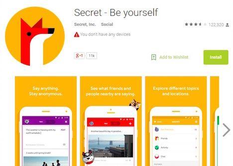 Top 12 Best Secret Chat Apps You Should Know Messaging App Chat App App