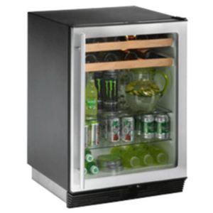 Uline Uu1075bevs00 Beverage Center Wine Cooler Beverage Center Stainless Steel Beverage Center Wine Refrigerator Beverage Refrigerator
