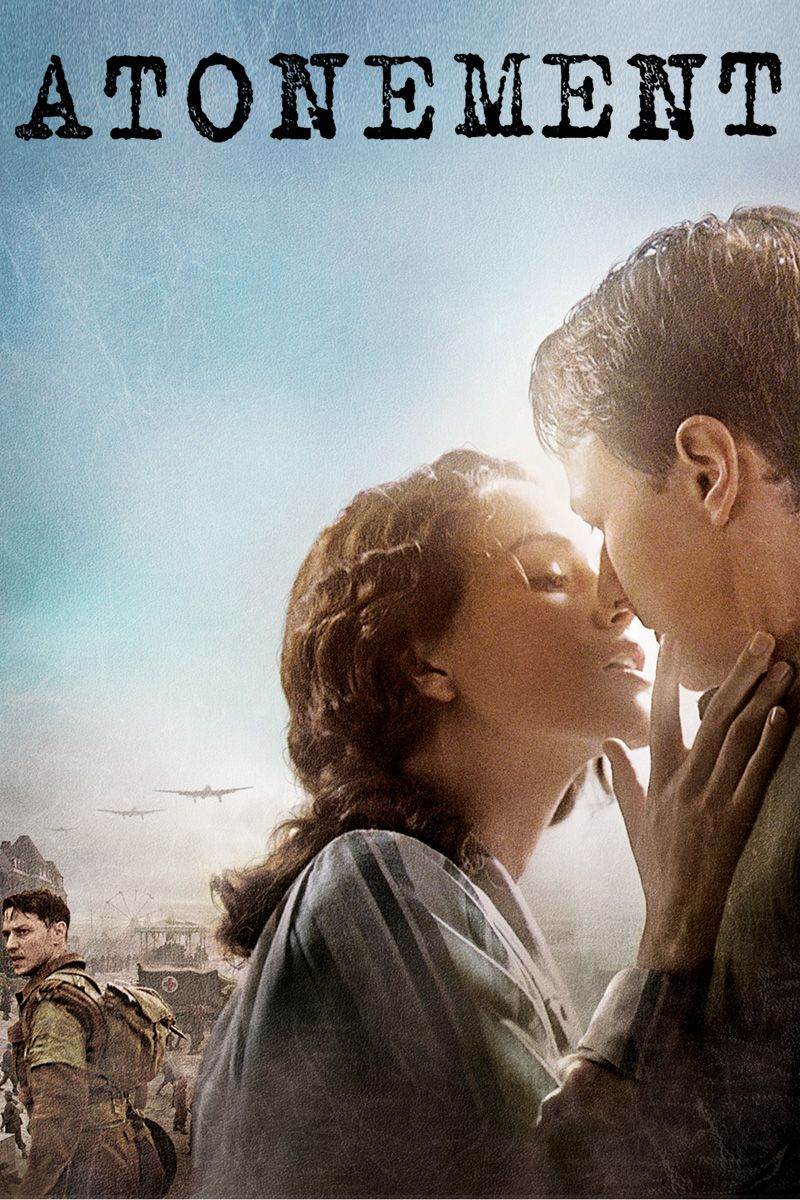 Pin by Grace on Movie & TV Posters | Atonement movie, Movie