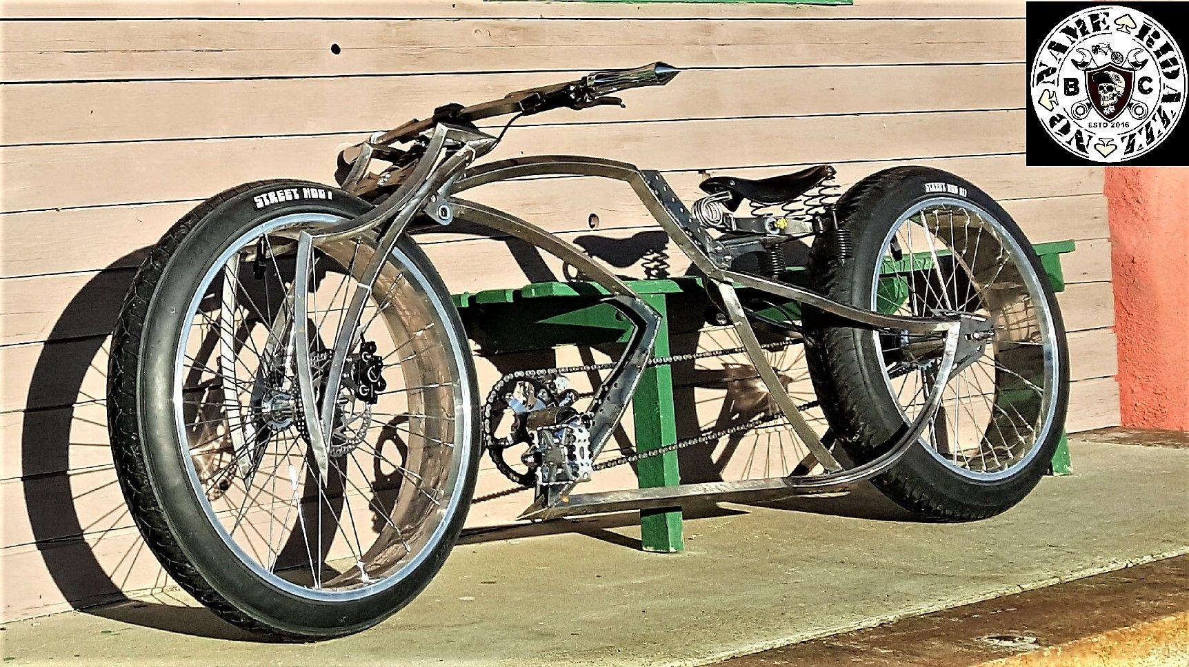 custom cruiser rahmen zwara motos bicicletas chopper. Black Bedroom Furniture Sets. Home Design Ideas