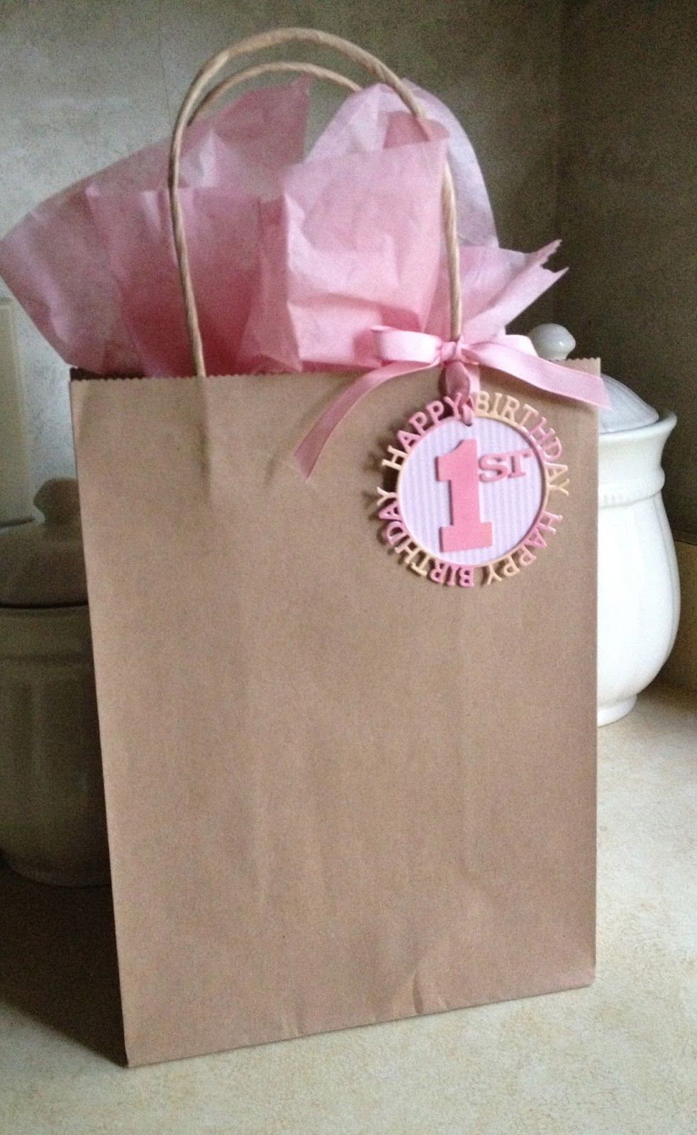 Such a Fabulous gift tag by Lisa