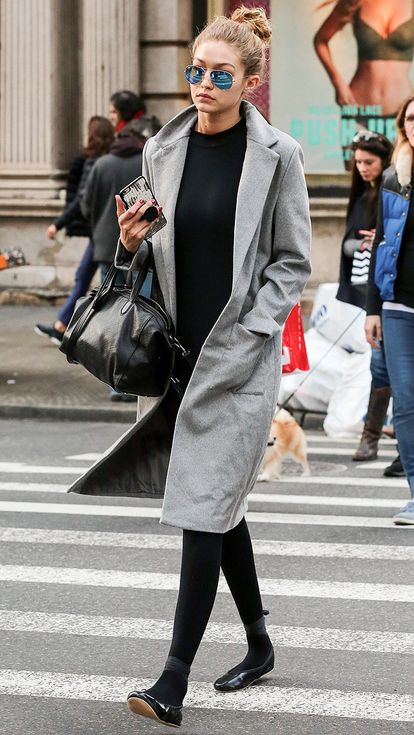 91 Celeb Outfits That Are All About The Coat Chaquetas Abrigos