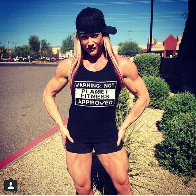 Amanda Folstad   Body building women, Muscle girls, Planet